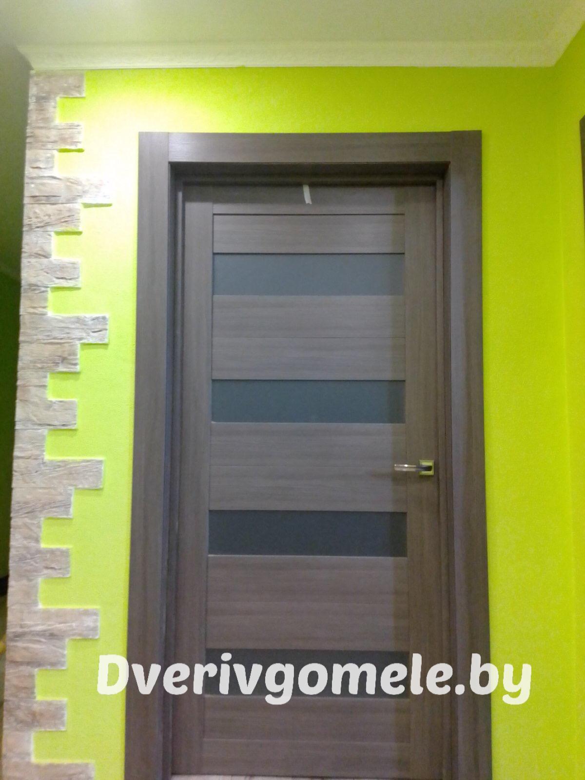 дверь порта 23 цвет грэй